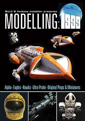 Modelling Space 1999 - Moonbase Hawk & Eagle Transporter