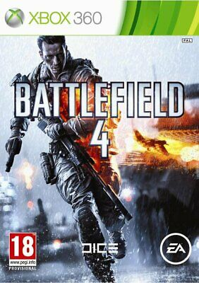 Battlefield 4 - XBox 360 - brand new and factory sealed
