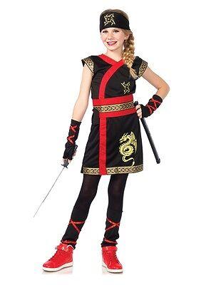 Ninja Princess Costume (Ninja Warrior Princess Child)