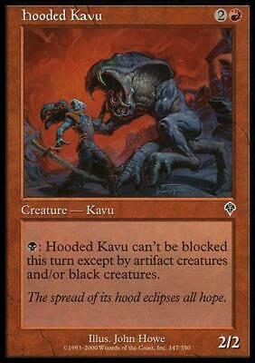 Hooded Kavu Invasion