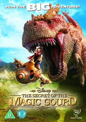 The Secret Of The Magic Gourd DVD | Walt Disney