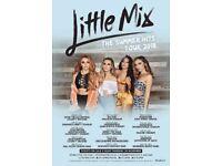 2 Little Mix Tickets (Golden Circle Sitanding )