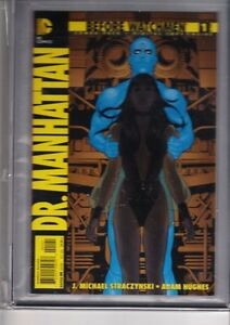 CGC Before Watchmen: Dr. Manhattan #1 comic (9.4) Peterborough Peterborough Area image 2