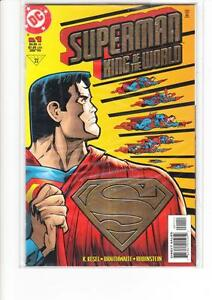 Superman: King of the World - one-shot comic
