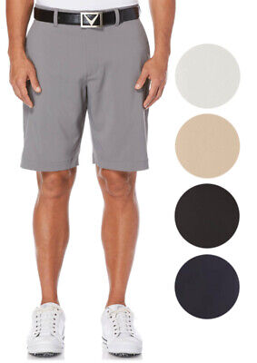 Callaway Stretch Flat Front Golf Shorts Men's New - Choose Color & Size! ()