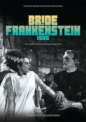 Bride of Frankenstein Universal 1935 exclusive horror movie magazine