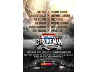 2x VIP Ultimate Strongman Tickets