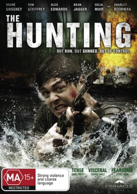 The Hunting (aka Travellers) - DVD Movie - Alex Edwards - Thriller - NEW