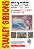 Stanley Gibbons Commonwealth Sello Catálogo,windward Islas & Barbados 3rd - stanley - ebay.es