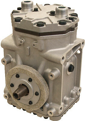 Amx10225 Compressor York Style For Ford New Holland 5600 5700 6600 Tractors