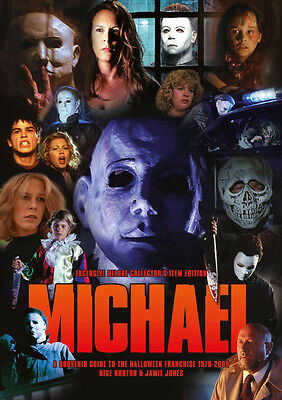 Michael Myers Halloween Souvenir Guide horror movie magazine
