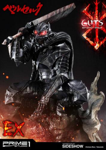 PICK UP ONLY Prime1 Studio Berserk Berserker Armor Guts EX RARE Statue #/500