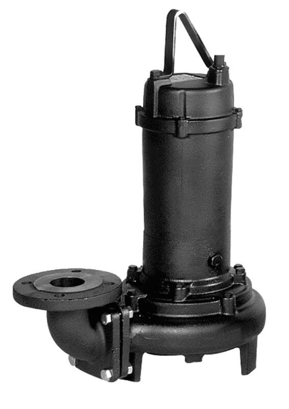 """FLOW MASTER  GRINDER PUMP - 220V 1.5 HP/ 1P/1.25"""" 15 FT CORD"""