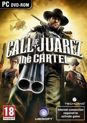Call of Juarez: The cartel ( PC ) NEUF BLISTER