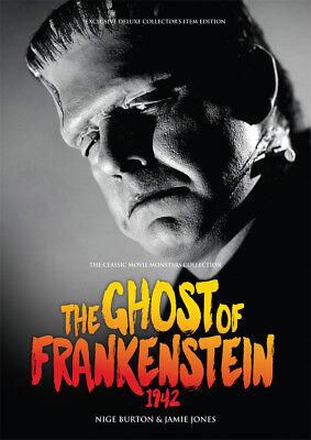 The Ghost of Frankenstein 1942 Lugosi Chaney Universal horror movie magazine
