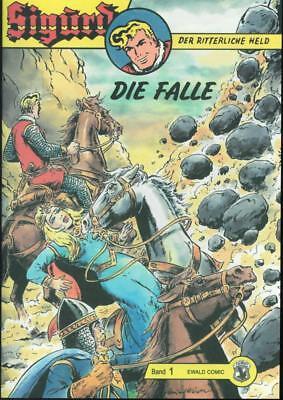 Sigurd Sonderband 1 - Die Falle, Ingraban Ewald