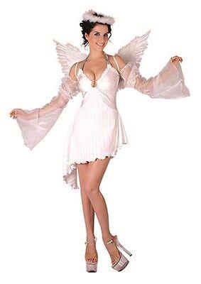 skostüm Kostüm Engel sexy Damen Fasching Karneval (Wunderschönes Engel-kostüm)