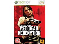 RED DEAD REDEMPTION!!! (360)