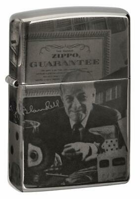 Zippo Windproof 360 Degree Limited Edition Blaisdell Lighter, 49134, New In Box
