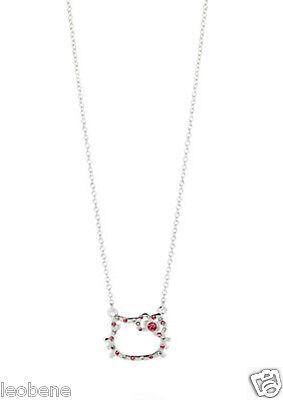 AVON HELLO KITTY®  zauberhafte Kette orig. Sanrio 2012 versilbert
