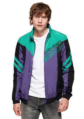 Superdry Men�s Off-Piste Track Jacket