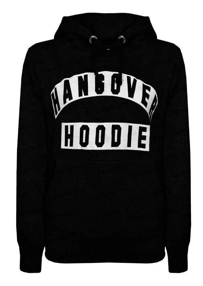 Ladies Loose Fit Hoodie Zip-Up Jacket Unisex Plus Size UK 10 to 28 *UK STOCK*