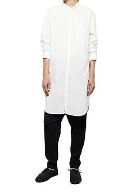 Forme d'Expression Men's Cuffed Collar Shirt 52