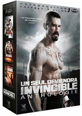DVD - UN SEUL DEVIENDRA INVINCIBLE : ANTHOLOGIE 3 FILMS