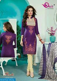 DEVI RASHI WHOLESALE DRESS MATERIAL MARKET