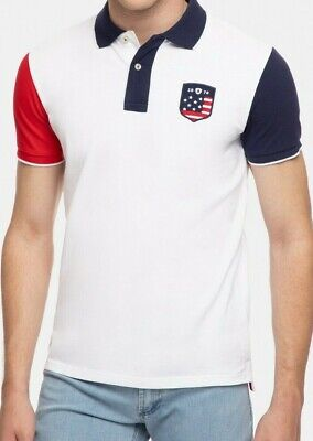 Alvaro Moreno Herren Poloshirt, Polo, Original, Custom Fit, Größe: Large