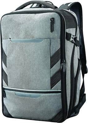 "Samsonite - Backpack for 15.6"" Laptop - Shadow Gray"