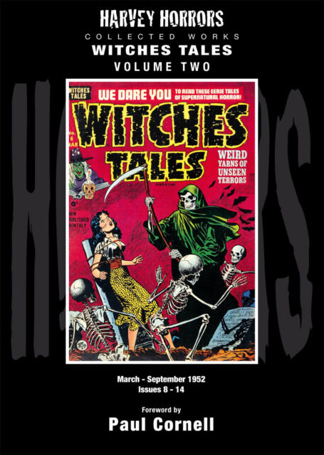 Witches Tales #2 Hardcover