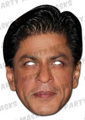 Shah Rukh Khan - Promi Maske - hochwertiger - Promi Maske