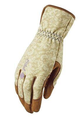 NEW RENDEZVOUS ETHEL Women's Gardening+Yard Gloves /Quality/LARGE SZ
