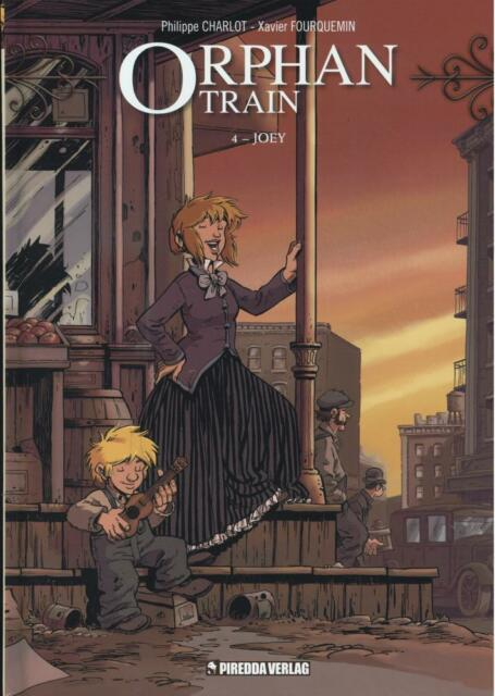 Orphan Train 4, Piredda