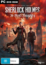 Sherlock Holmes The Devils Daughter PC Game