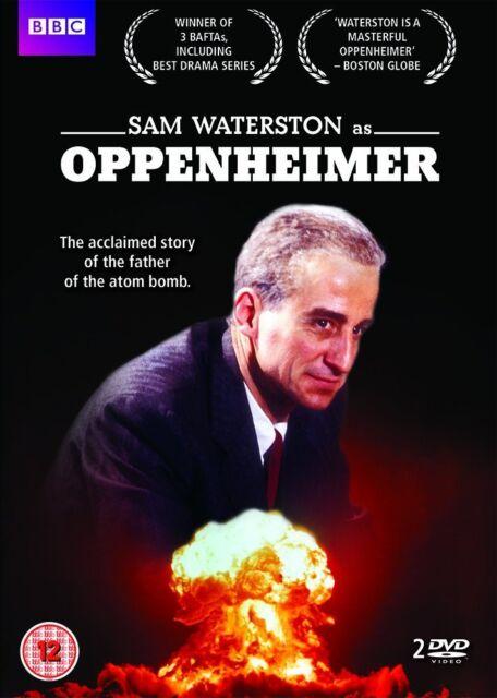 DVD:OPPENHEIMER (BBC MINI-SERIES) - NEW Region 2 UK