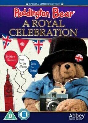 Factory Sealed NEW Paddington Bear A Royal Celebration DVD in cellophane