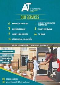 Professional Man And Van Removal Services All Types Of Services Covered Leicester/Nationwide