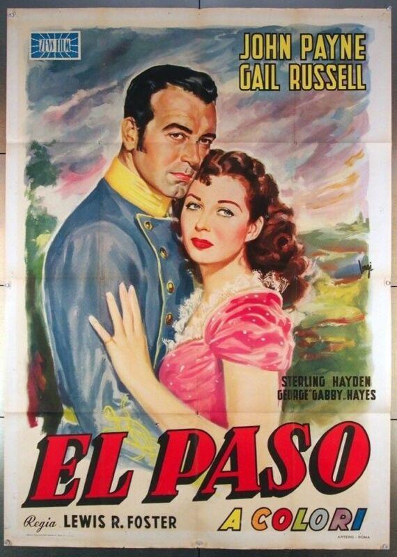EL PASO (1949) 26798