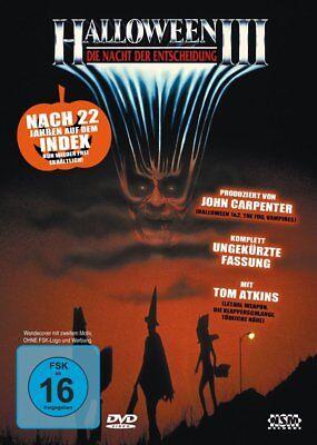 cht der Entscheidung UNCUT DVD NEU + OVP! (Neue Halloween 3)