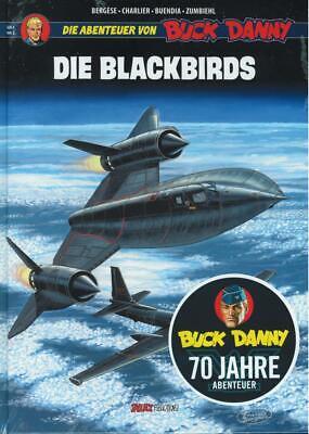 Die Abenteuer von Buck Danny - Die Blackbirds 1, Salleck