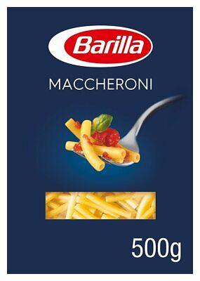 Barilla Nudeln Maccheroni Nummer 44 Hartweizennudeln 4er Pack