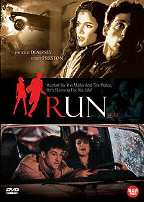 Run / Geoff Burrowes, Patrick Dempsey, Kelly Preston, 1991 / NEW