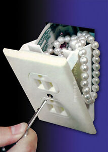 HIDDEN WALL SAFE - Keep your valuables safe and out of sight !!