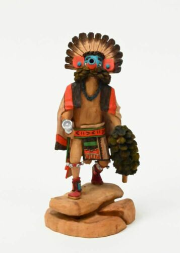"Hopi Kachina / Katsina Doll: Talavai / ""Morning Singer"" by Nate Jacob"