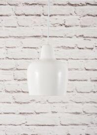 White,chrome, copper lighting ceiling pendants
