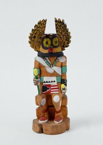 Hopi Kachina / Katsina Owl by Earl Arthur