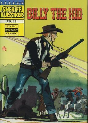 Sheriff Klassiker 11, ilovecomics Verlag