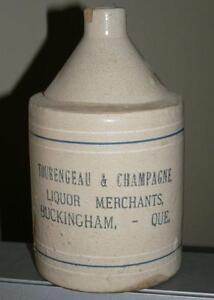Vieilles bouteilles, cruches, objets & publicités de l'Outaouais Gatineau Ottawa / Gatineau Area image 6